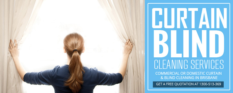 Drapes Cleaning Bardon