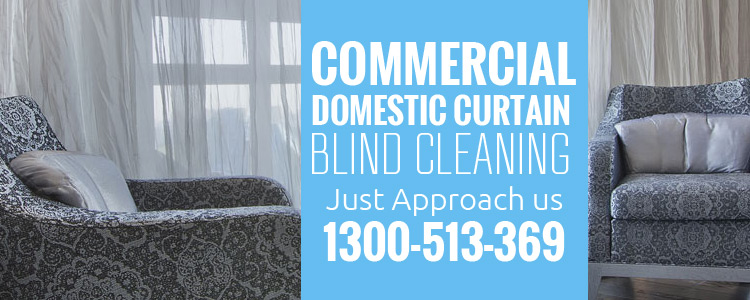 Curtain and Blind Cleaning Lower Tenthill