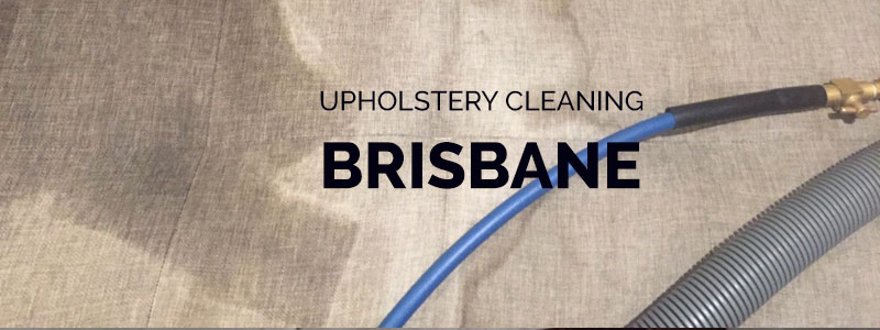 Upholstery Steam Cleaning Brisbane