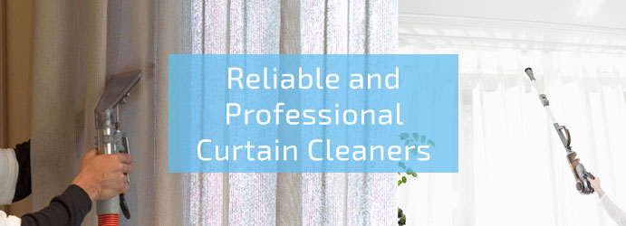 Reliable and Professional Curtain Cleaners