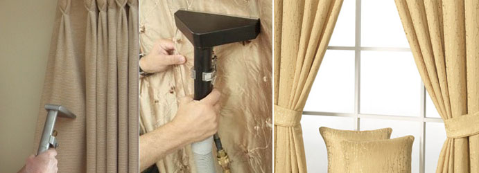 Residential Curtain Cleaning Services Gentle Annie