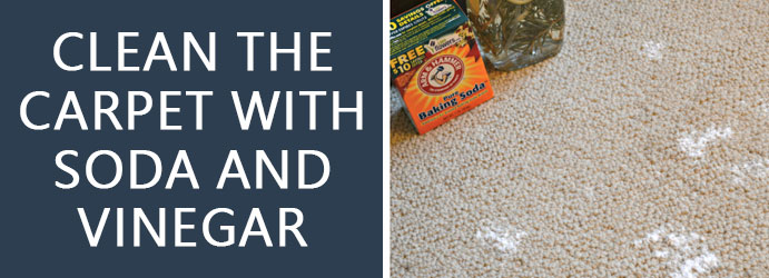 Carpet Cleaning With Baking Soda and Vinegar Brisbane