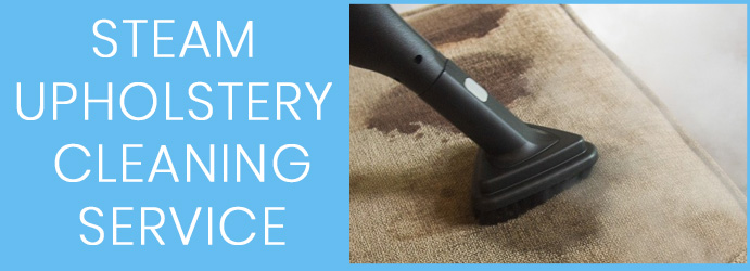 Steam Upholstery Cleaning Service
