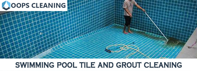 Professional Swimming Pool Tile and Grout Cleaning
