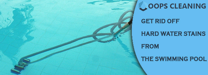Swimming Pool Tile and Grout Cleaning