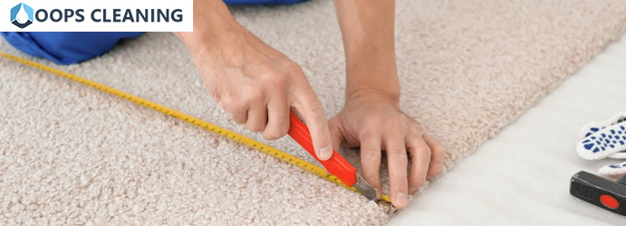 Carpet Repair Teal Flat