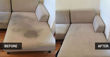 Couch Stain Removal Broadbeach Waters