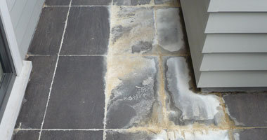 Efflorescence Treatment Brisbane