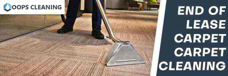 End of Lease Carpet Cleaning Burraneer