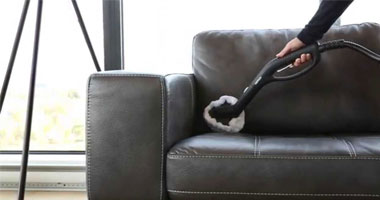 Leather Lounge Cleaning Tennyson