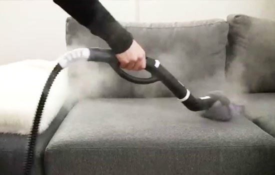 Steam Upholstery Cleaning Chambers Flat