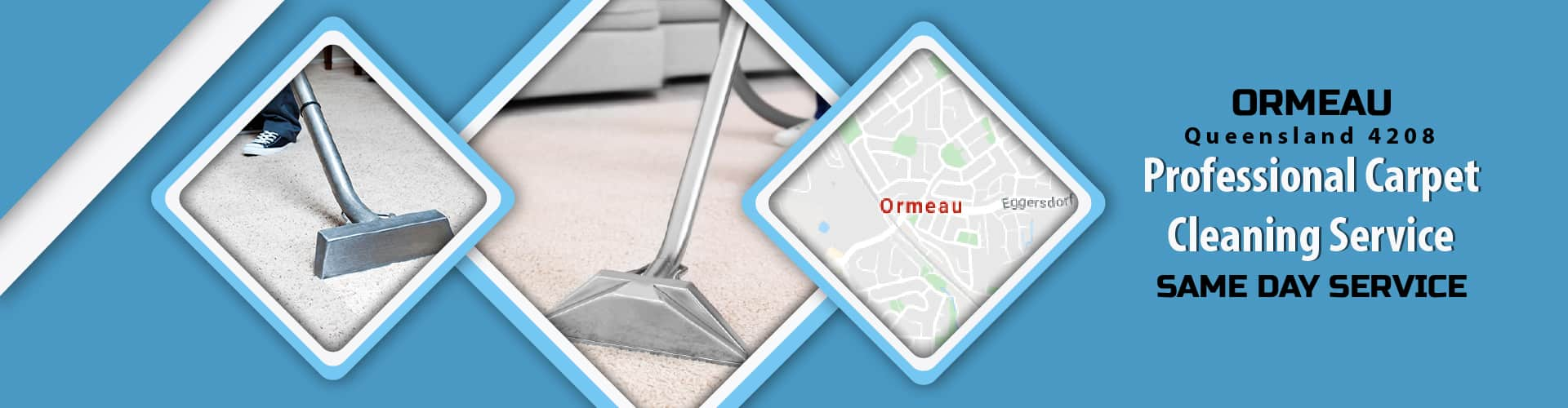 Carpet Cleaning Ormeau