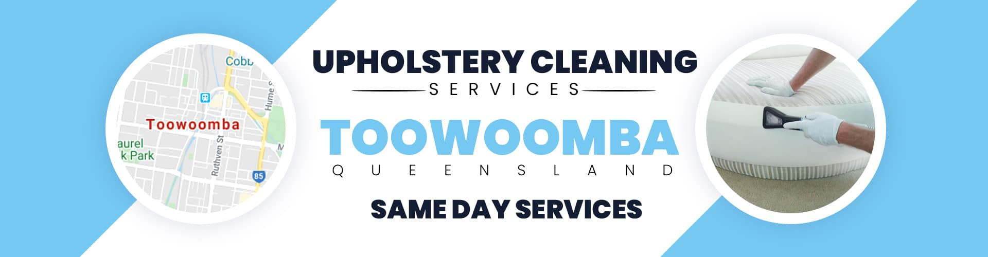 Upholstery Cleaning Toowoomba