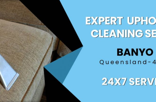 Upholstery Cleaning Banyo