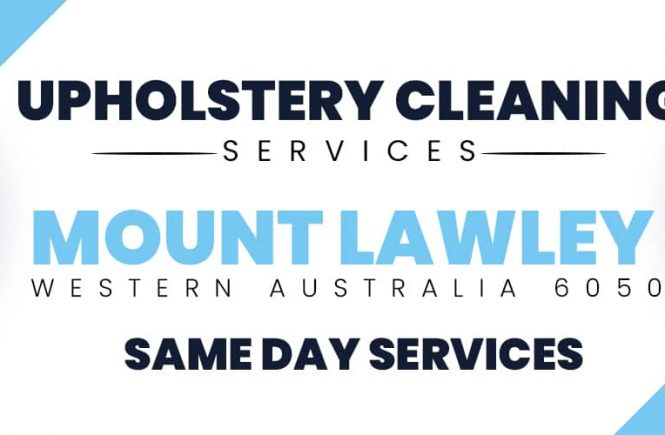 Upholstery Cleaning Mount Lawley Wa