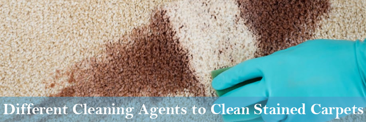Clean Stained Carpets
