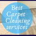 The Modern Process of Carpet Cleaning?